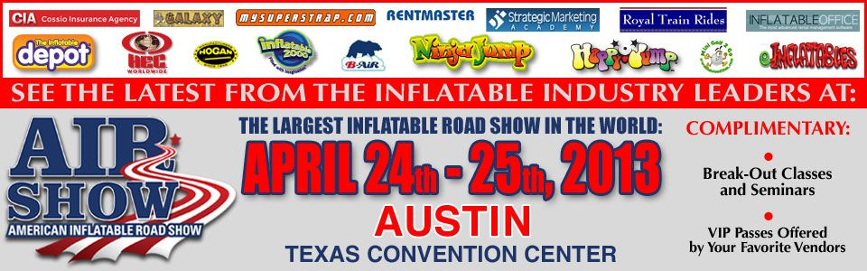 The American Inflatable Road Show