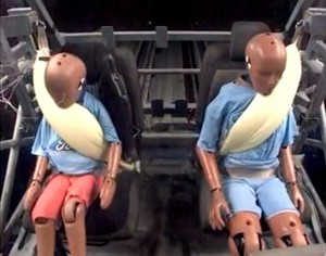 Inflatable Seatbelts