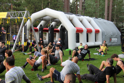 Mobile Fitness Experience
