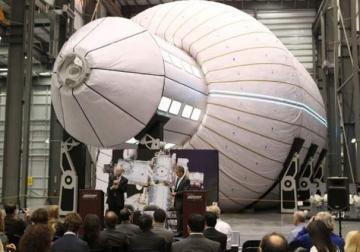 BEAM inflatable module