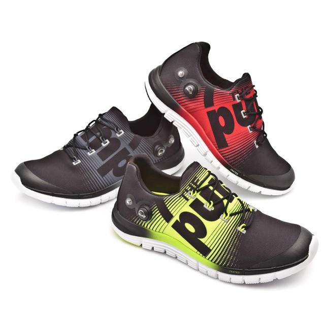 Reebok Pump inflatable shoes
