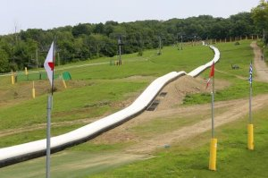 worlds longest inflatable water slide